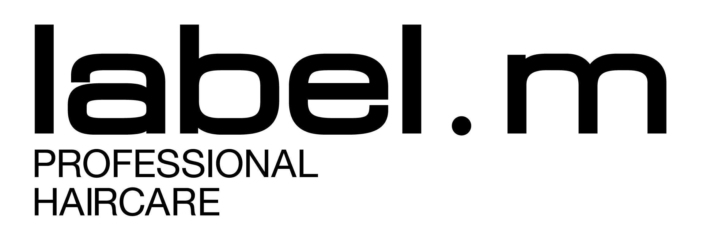 label.m logo